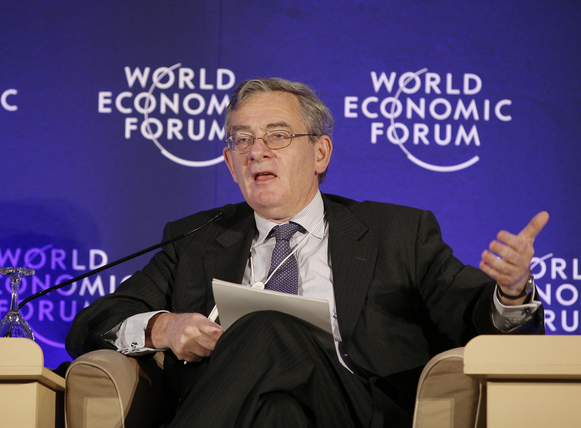 Jean Lemierre, presidente BNP Paribas