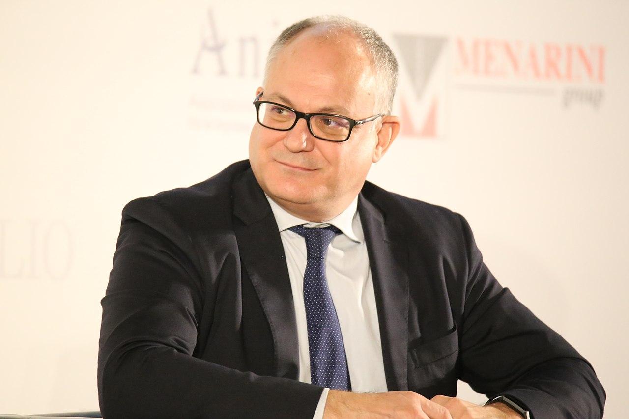 Roberto Gualtieri
