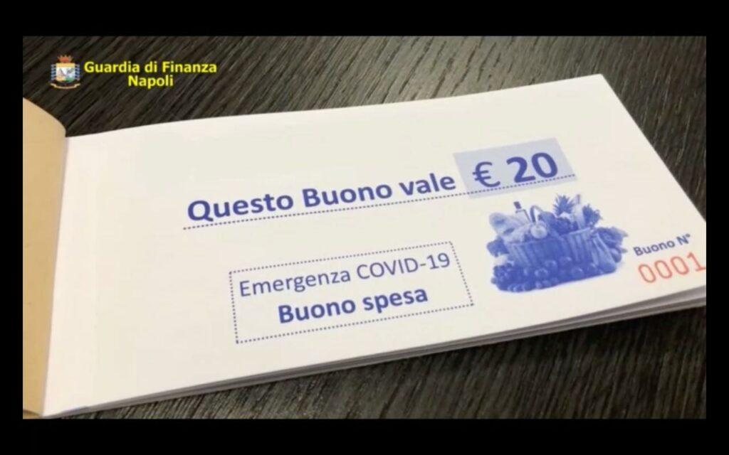 Bonus spesa Covid-19