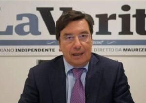 """De Manzoni sulla patrimoniale: """"Che errore! Colpisce i pochi che hanno facoltà di spesa"""""""