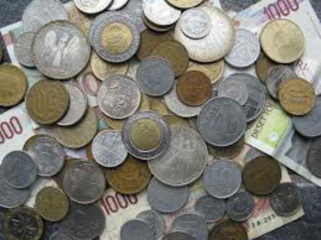 vecchie monete lira