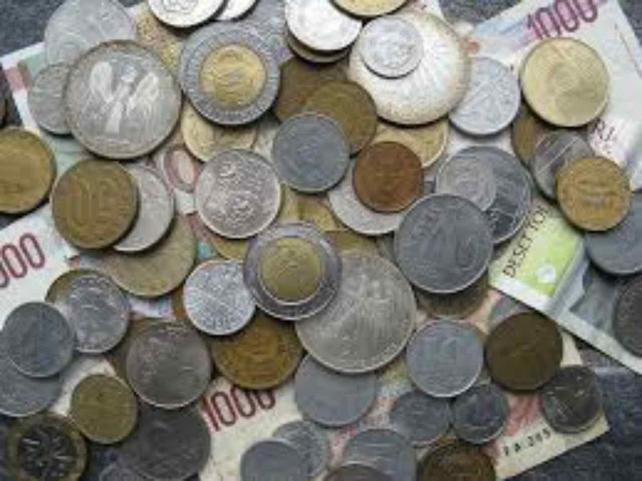 vecchie monete lire