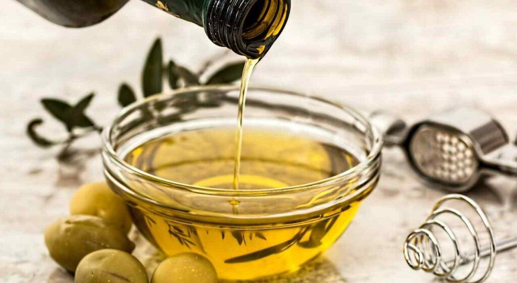 macchie olio