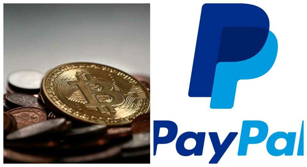 paypal bitcoin