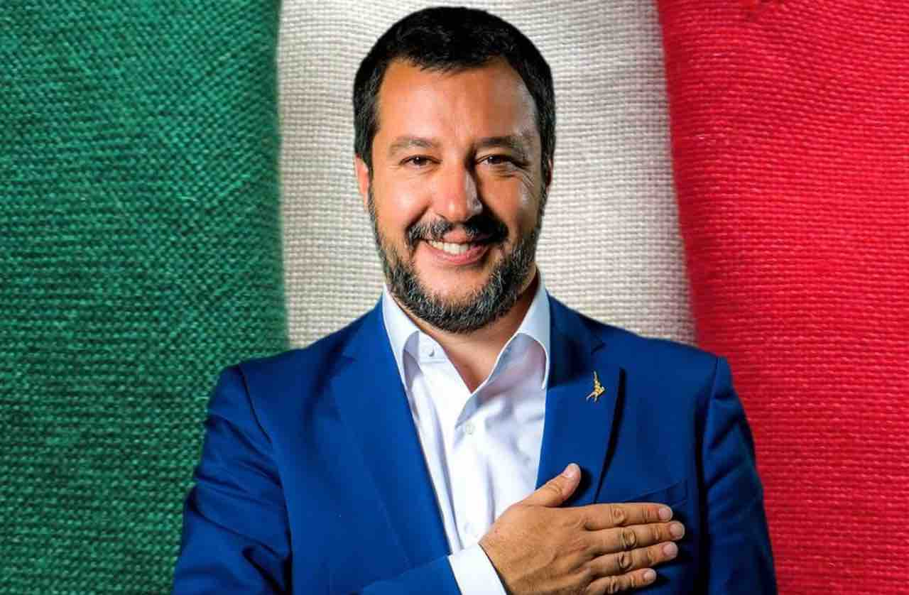 sondaggi Salvini processo