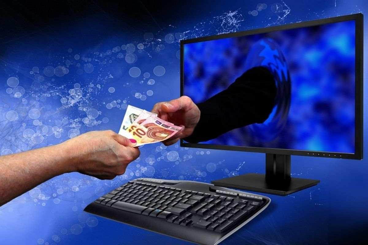 Acquisti online siti truffa