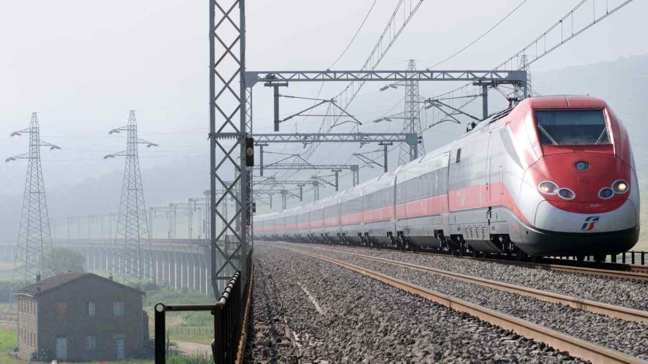 Treno esodo