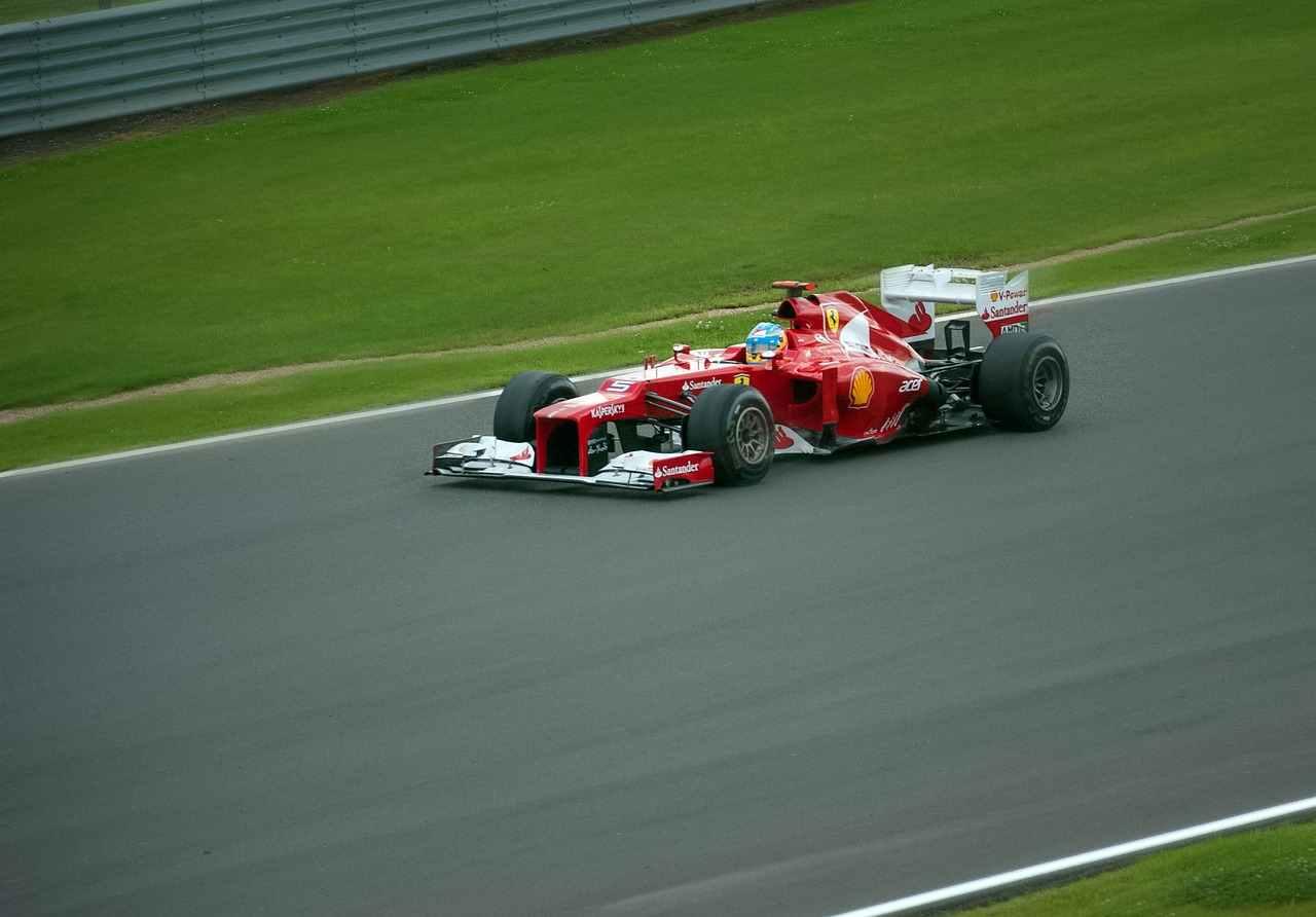 Formula 1 Amazon
