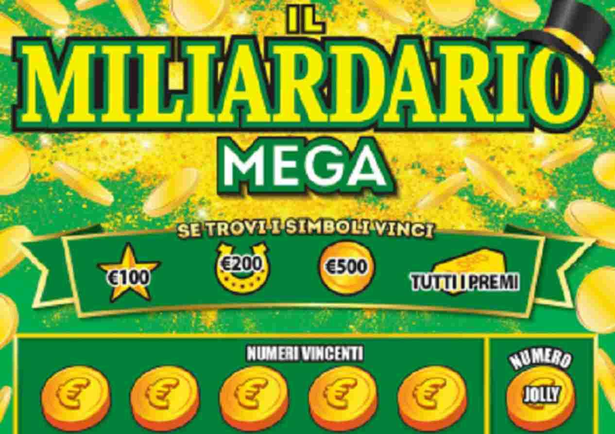 vinti 500mila euro con il miliardario mega