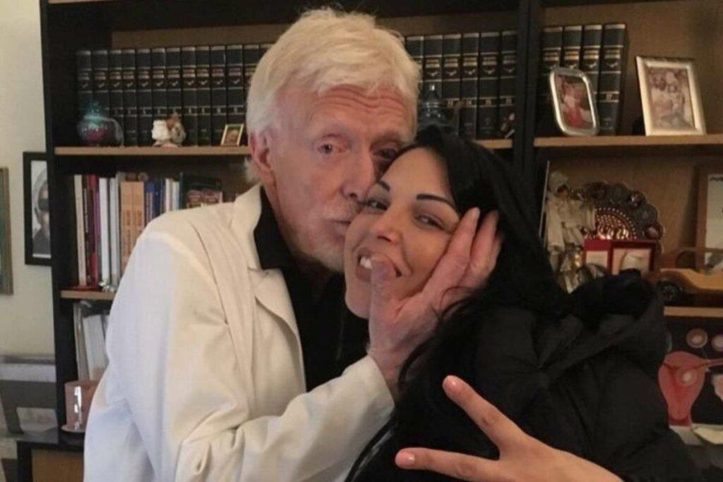 Nancy Coppola e Stefano Ansaldi