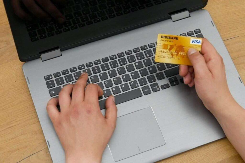 Pagamenti online con carta di credito