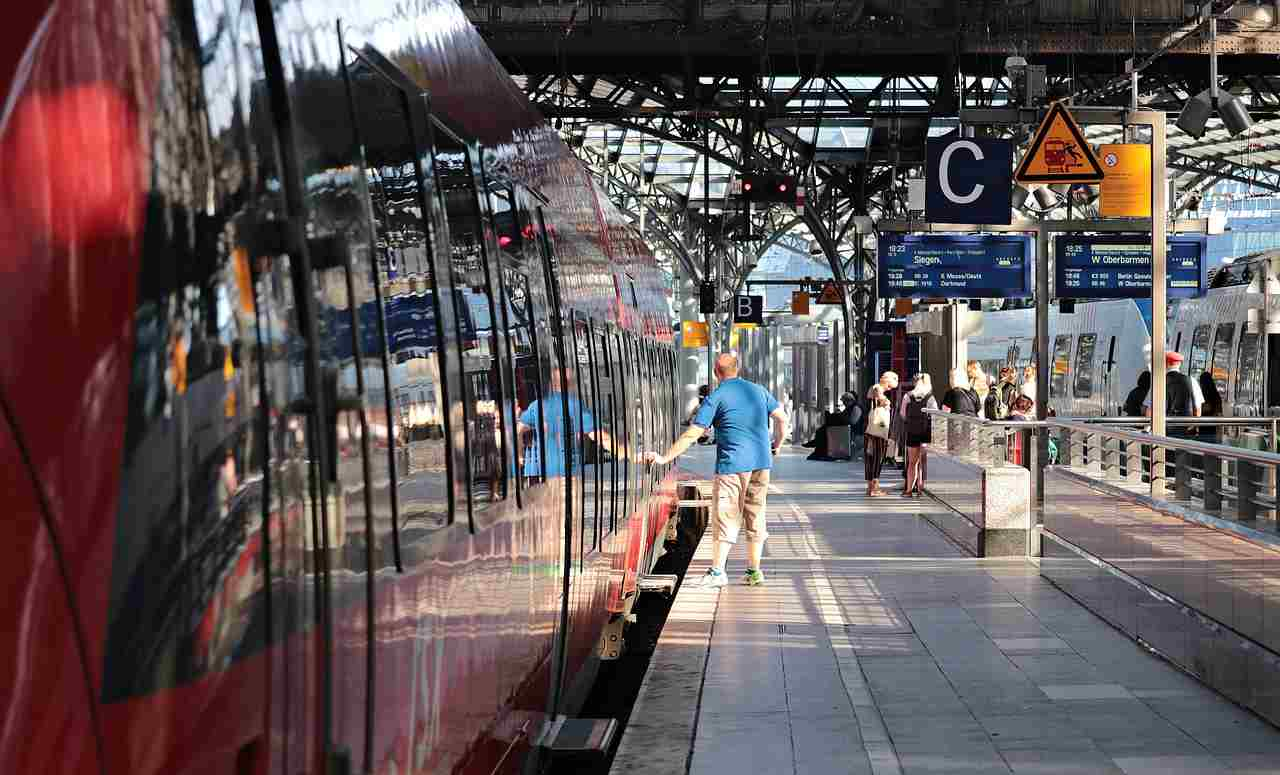 Biglietti treno