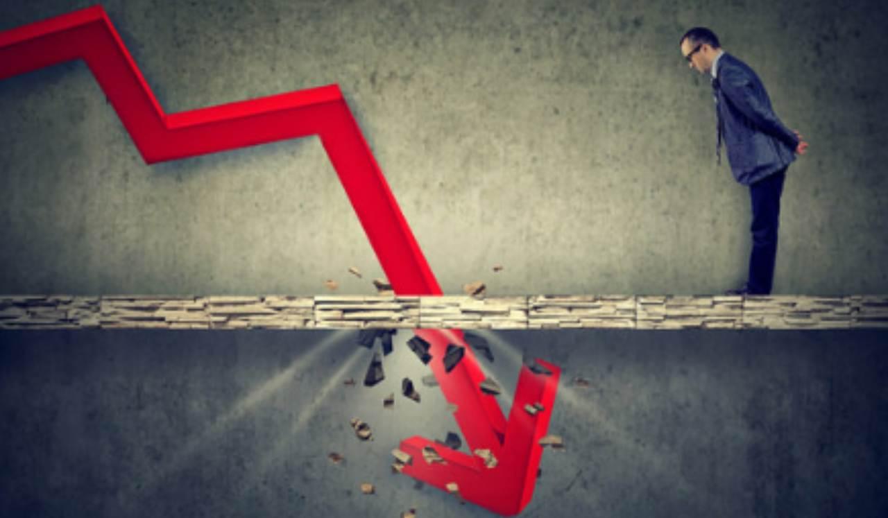 bancarotta debito