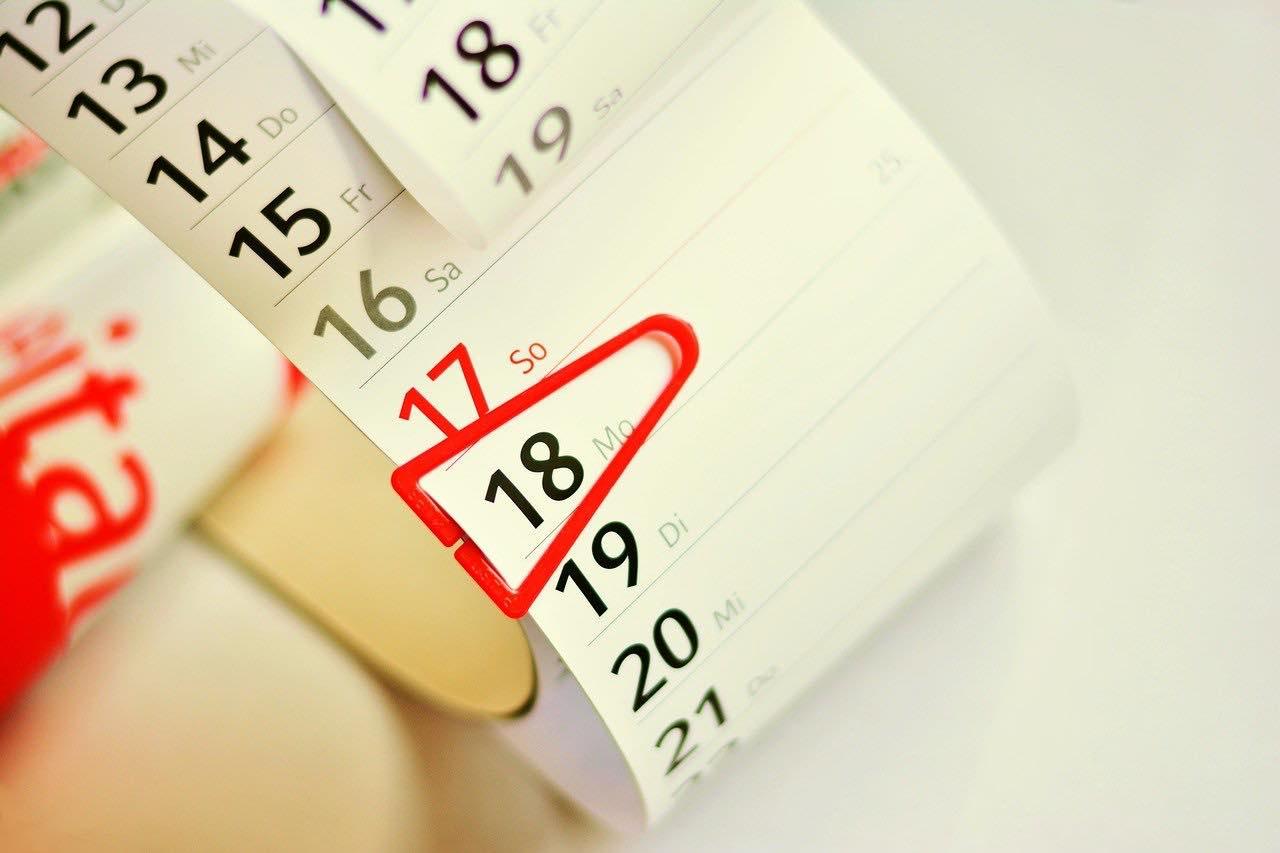 calendario pensioni