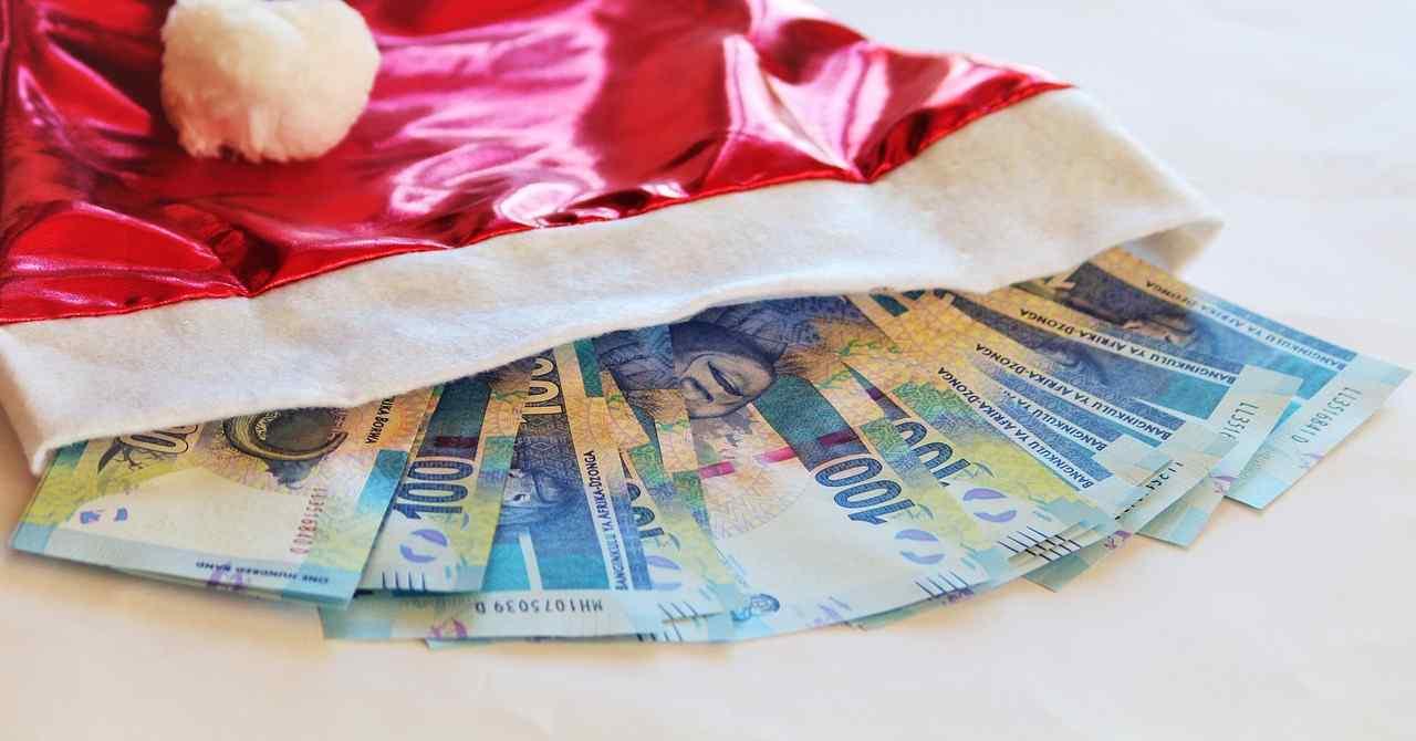 regalare soldi a Natale Fisco