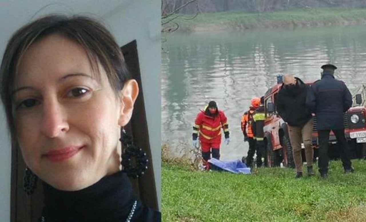 Si getta nel fiume Adige