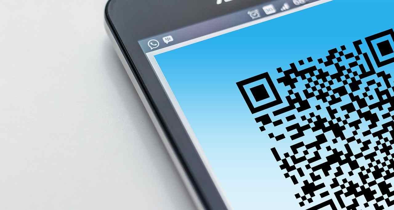 qr code moneta virtuale