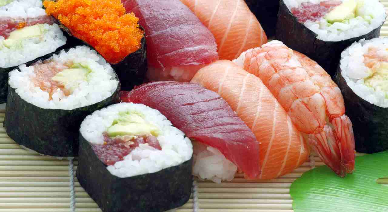 sushi gravidanza