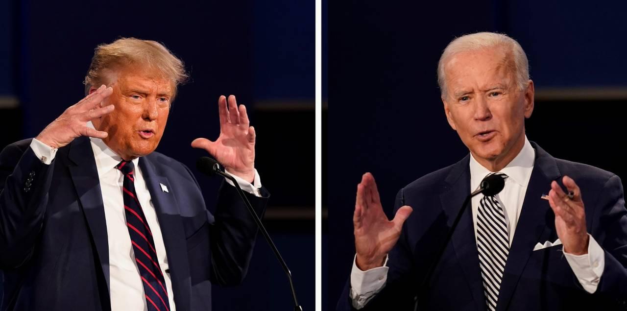 USA, non finisce la guerra tra Trump e Biden: negati i follower