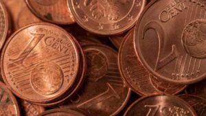 1 e 2 cents: le monete rare che valgono fino a 5000 Euro