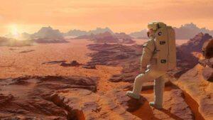"""Elon Musk: """"Nel 2026 l'uomo atterrerà su Marte"""""""