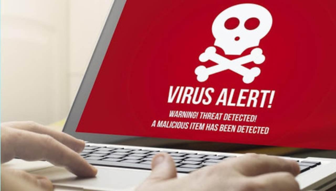 Vi avvisano di un malware per e-mail, ma è una truffa: attenzione