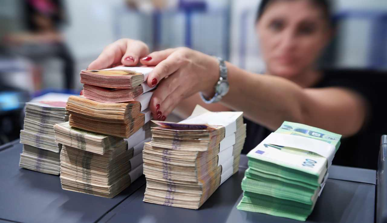 soldi banca banche