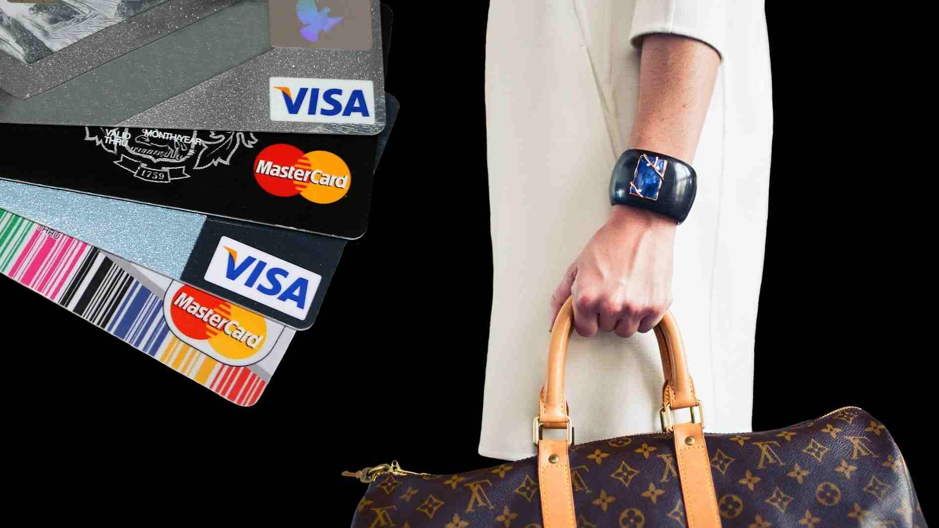 Shopping online con le carte