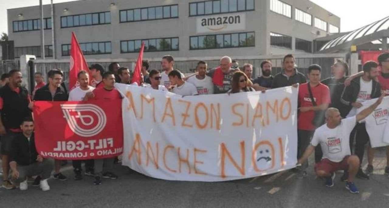 Sciopero dei lavoratori Amazon: anche noi possiamo aiutare
