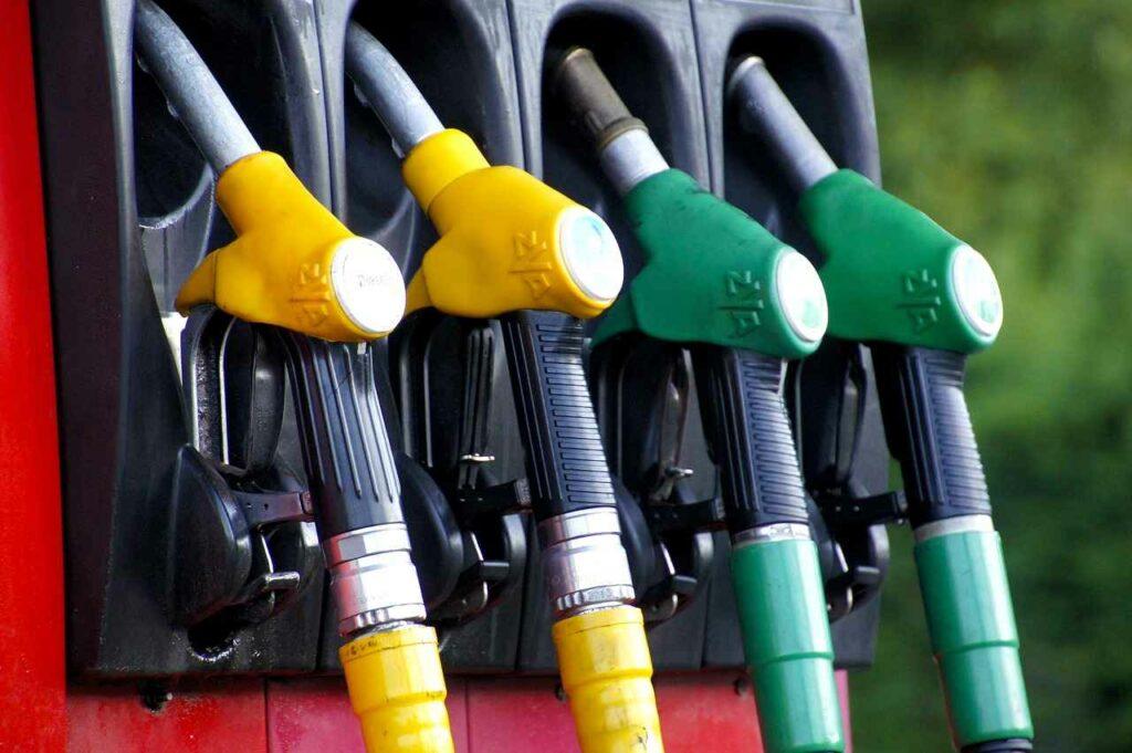 Truffa della benzina