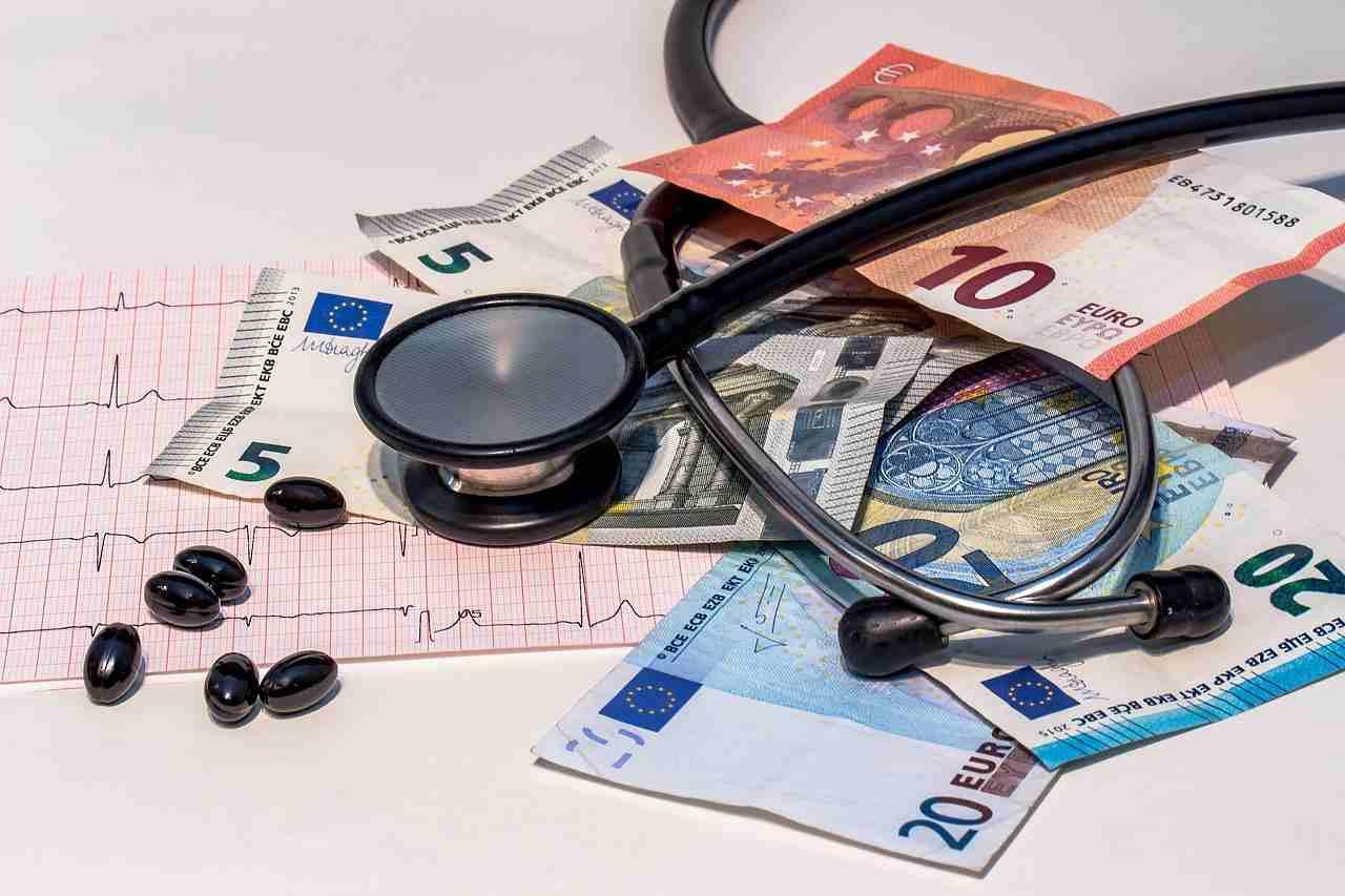 Spese sanitarie detrazione