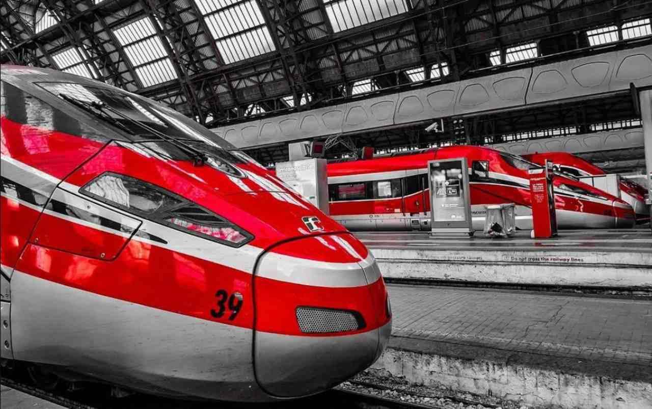 Italo Treno e Trenitalia