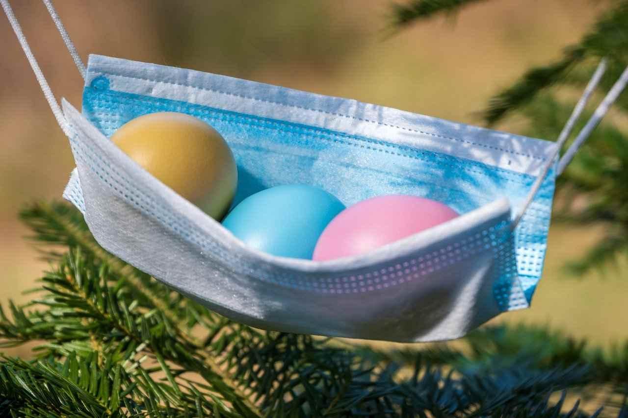 Pasqua consumi Covid