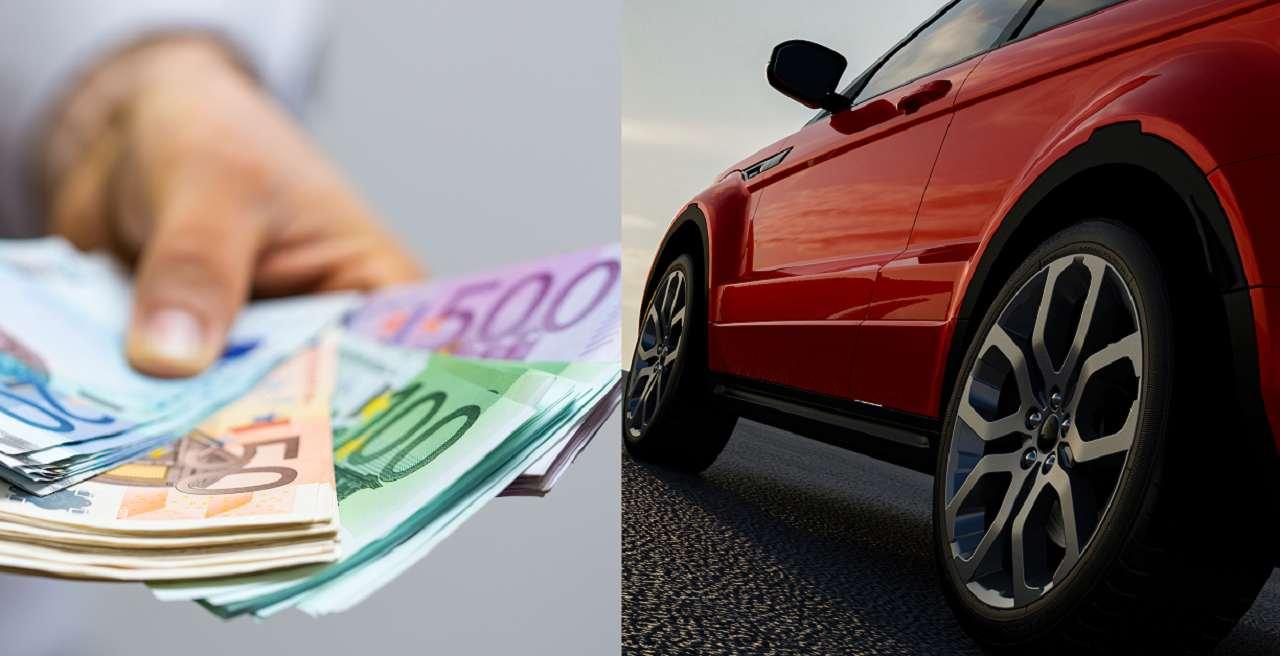 auto soldi incentivi