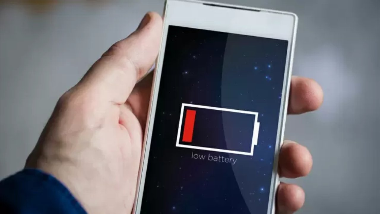 Batteria del cellulare sempre scarica: ecco quali app la consumano di più