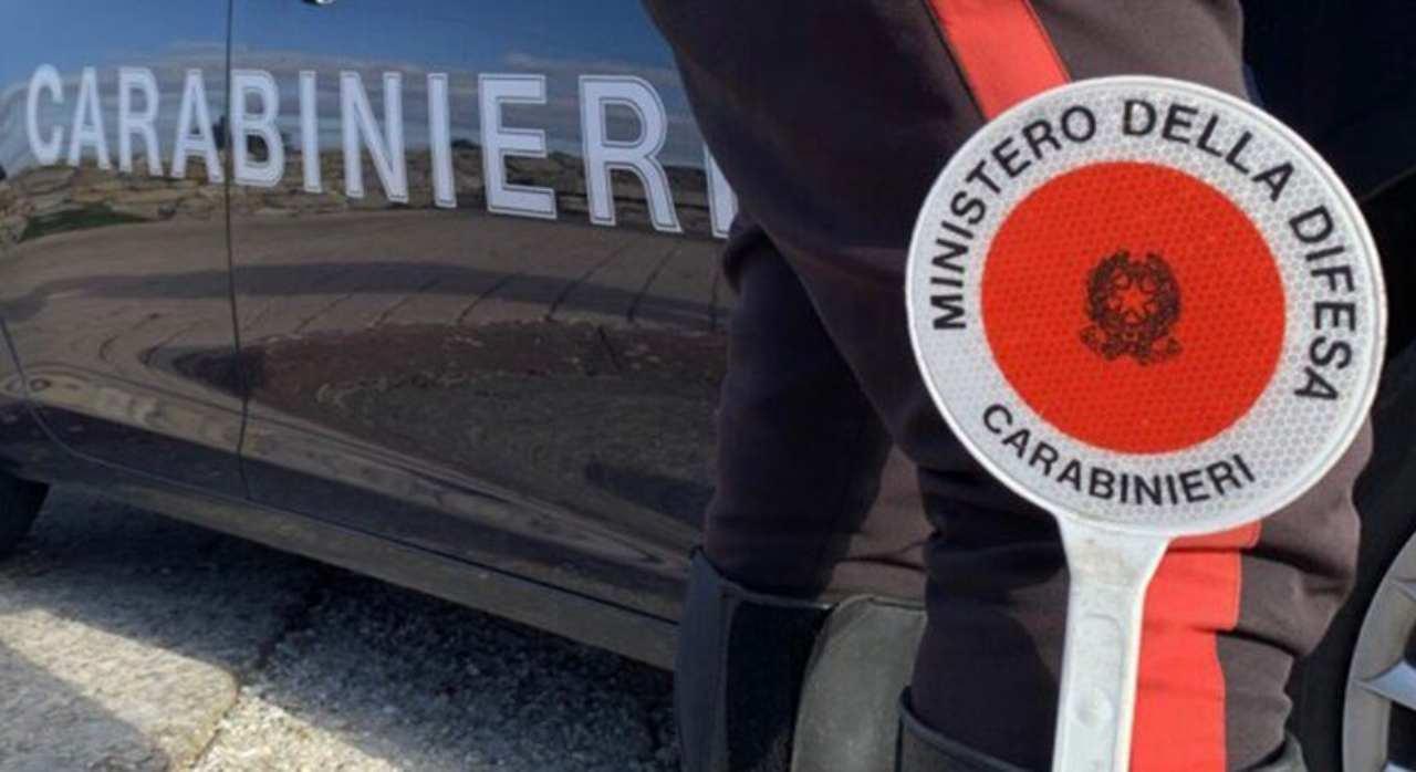 Carabinieri Reddito cittadinanza
