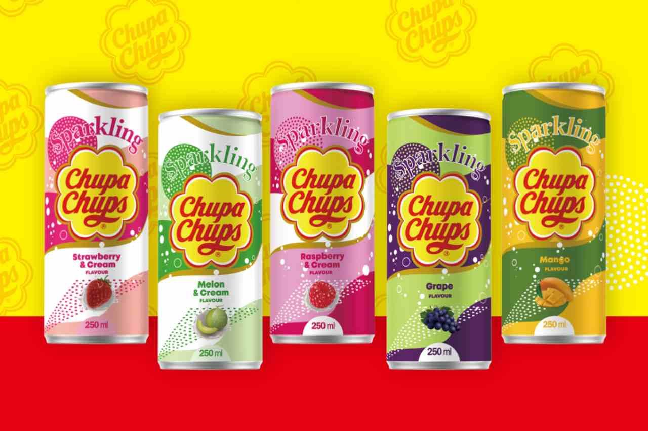 Chupa Chups frizzanti