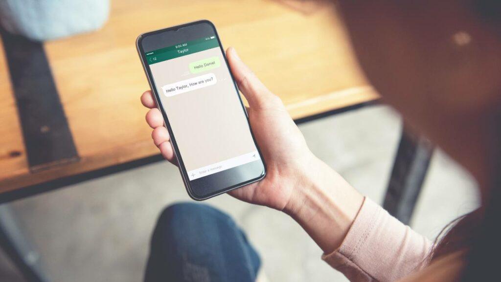 Messaggio Whatsapp
