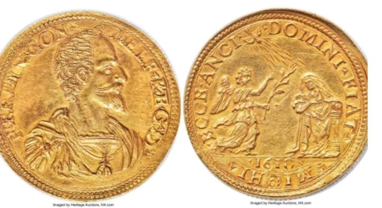 Moneta Gonzaga-Guastalla