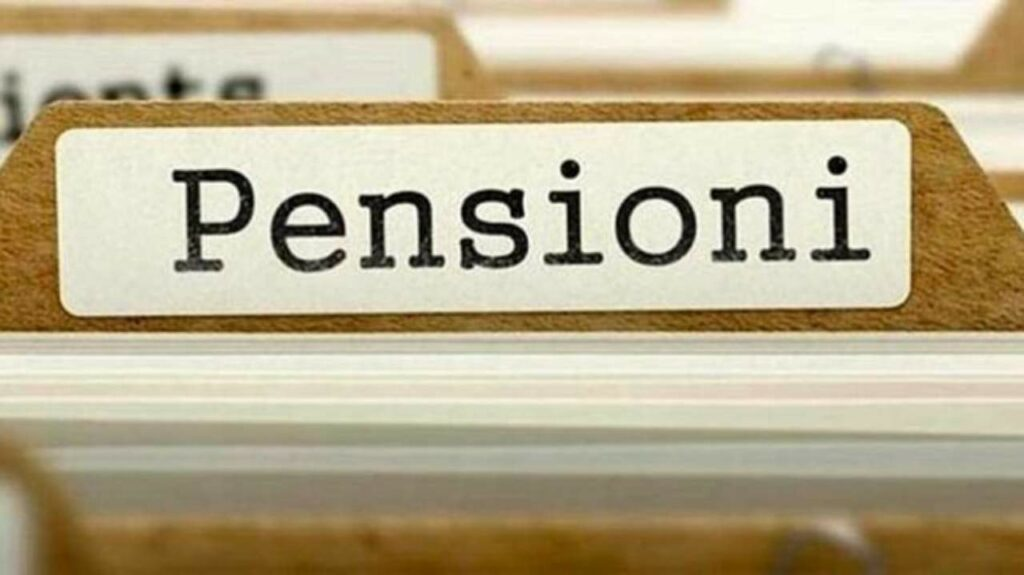 Pensioni 2022