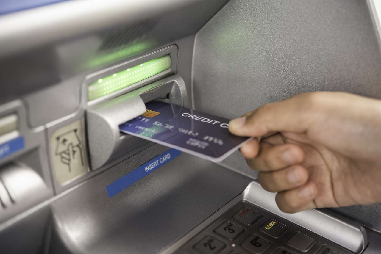 Bancomat prelievi