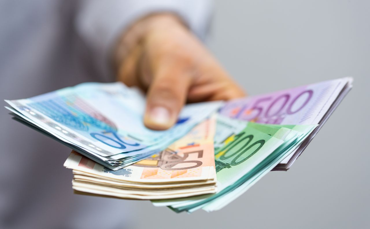 Giacenza soldi conto corrente