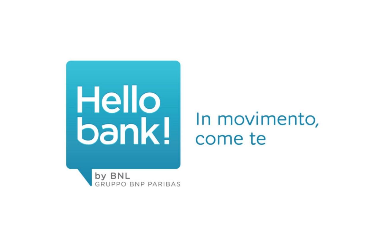 Conto corrente HelloBank!