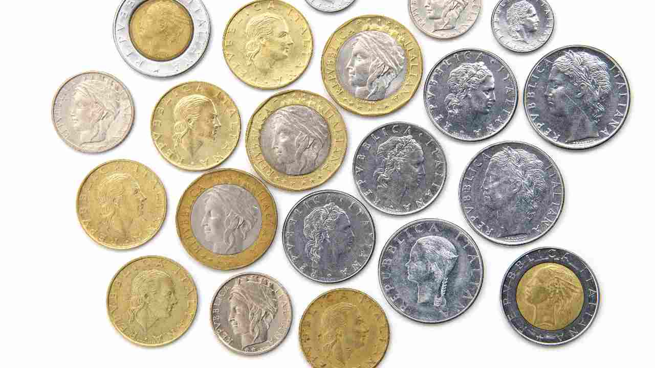 Monete in lire