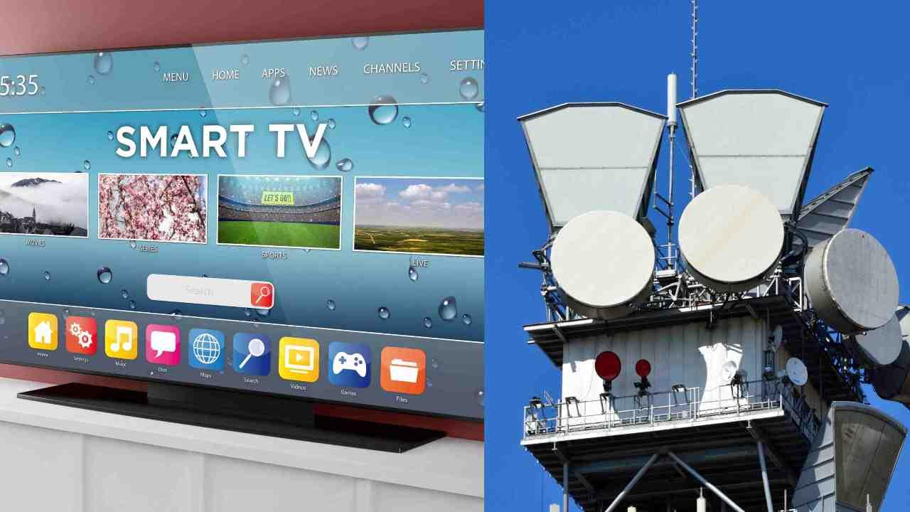 Smart tv canone