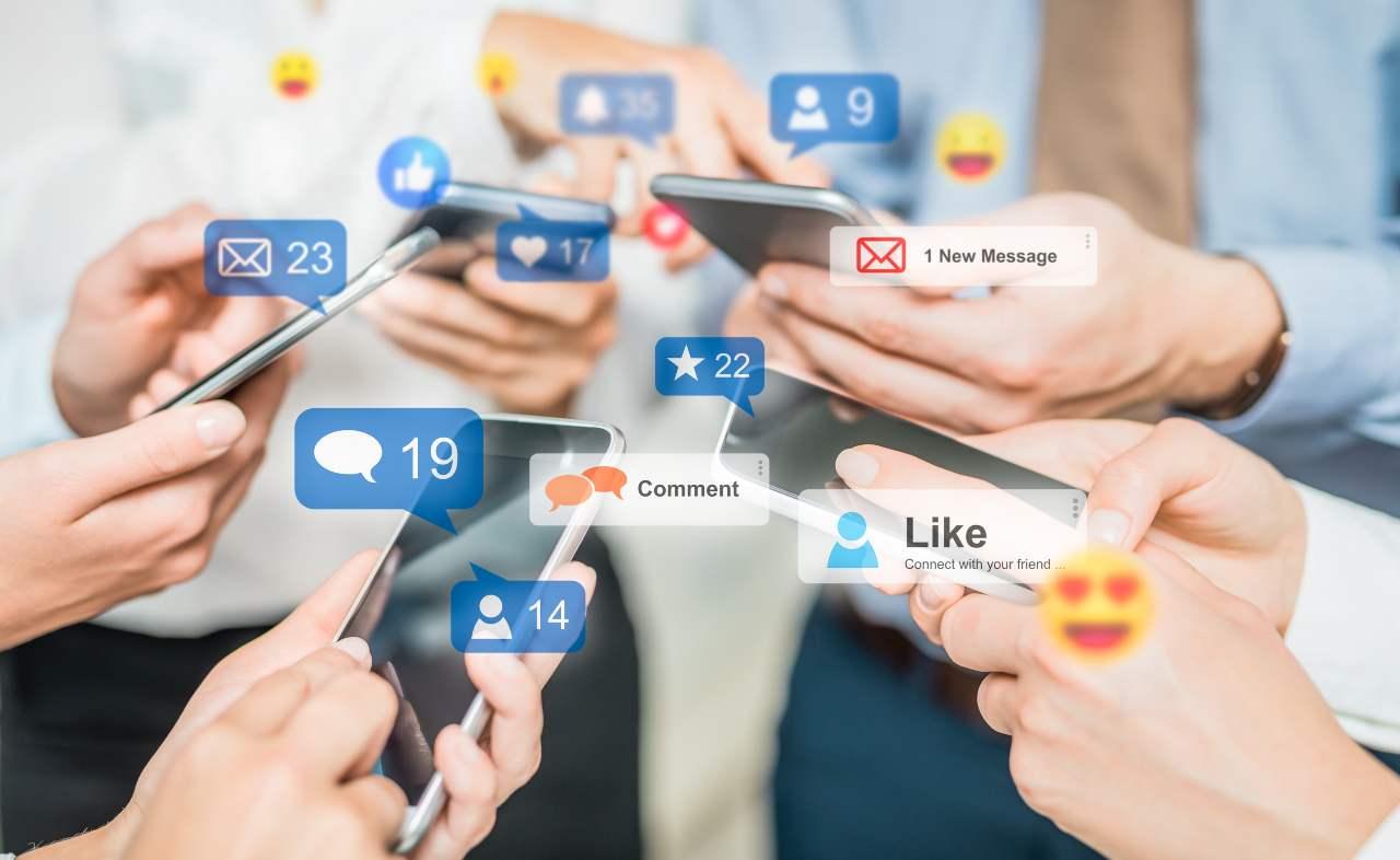 Social network guadagno
