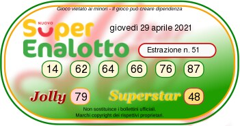 estrazione-oggi-superenalotto-giovedi-29-aprile-2021-numeri-vincenti