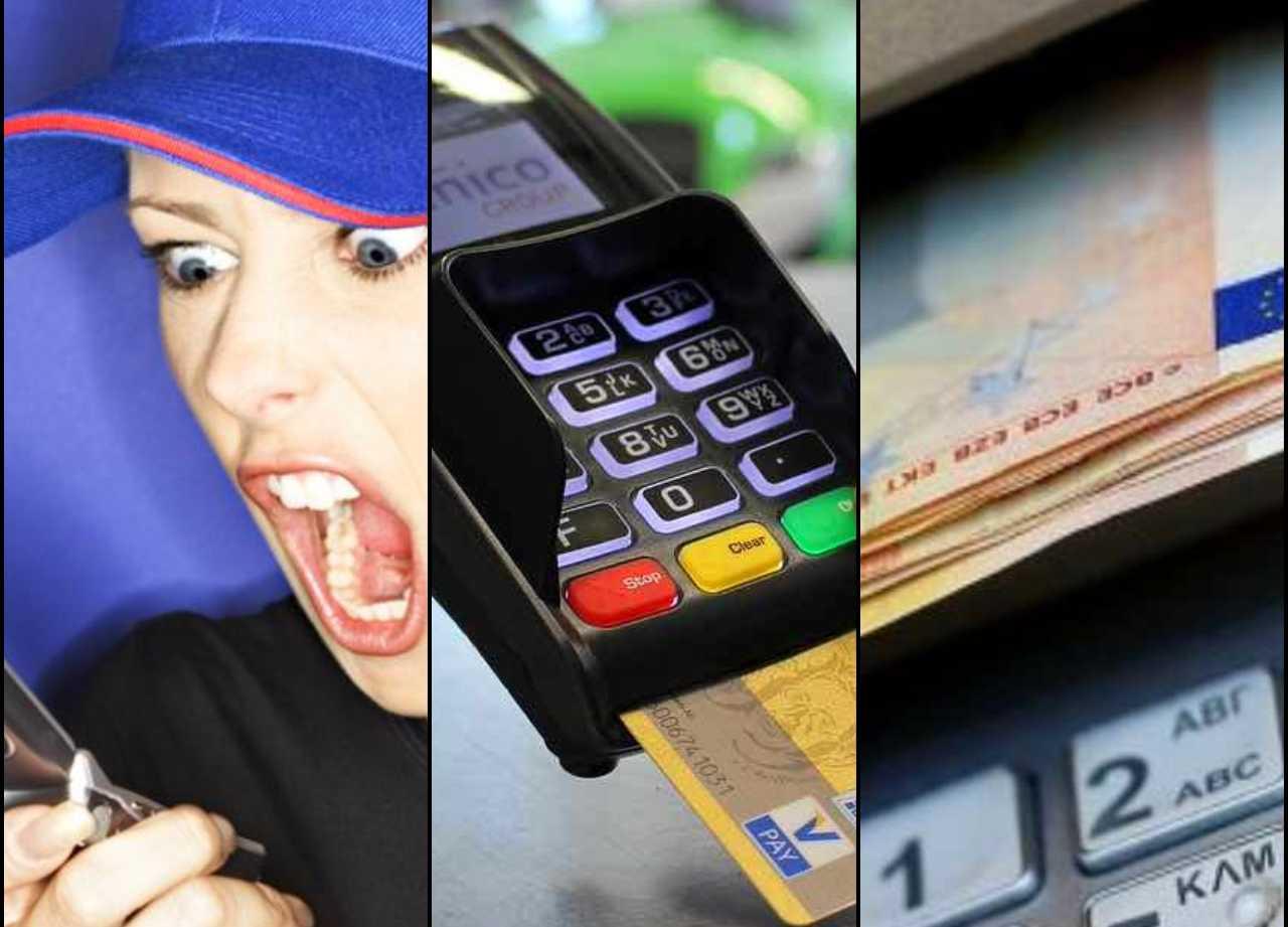 cashback, bancomat, smartphone
