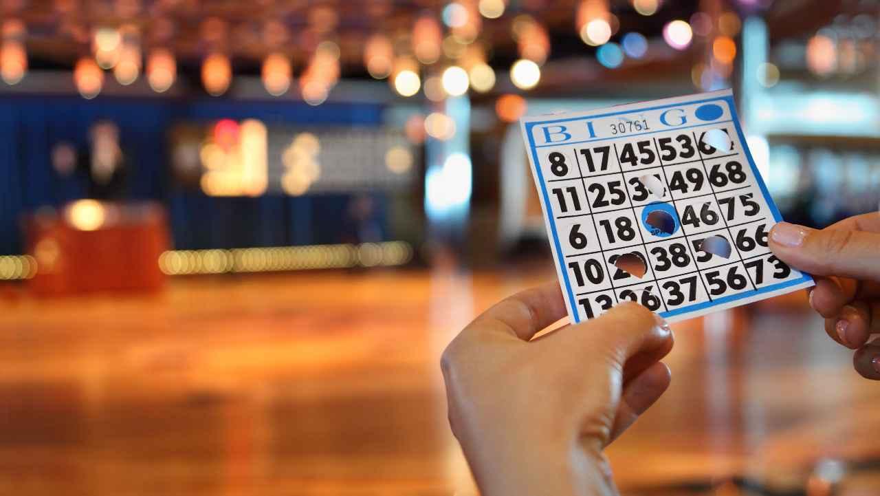 Bingo cartella
