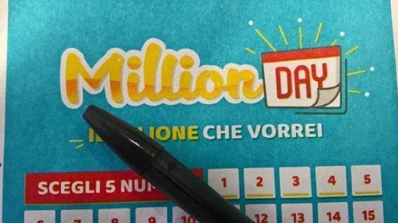 Milion day